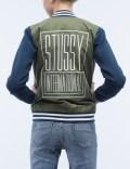 Stussy Uni Varsity Jacket Picture