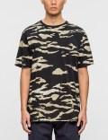 Maharishi Camo Slouch S/S T-Shirt Picutre