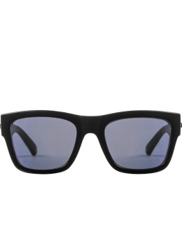 Le Specs Black Bowie Sunglasses Picture