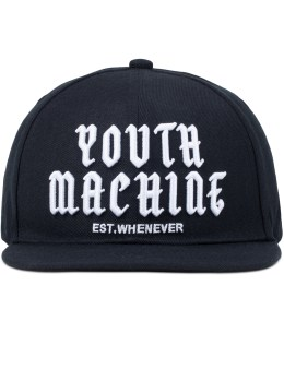 Youth Machine Violent Summers Snapback Cap Picture
