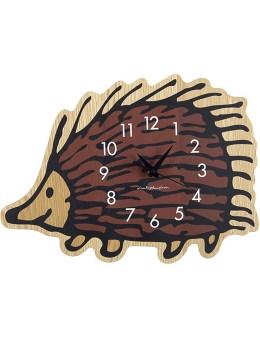 "Medicom Toy Sync.-Lisa Larson  x Karimoku ""Hedgehog"" Wall Clock Picture"