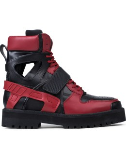 Hood By Air. HBA x Forfex Avalanche Boots Picture