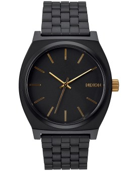 Nixon Time Teller with Gold Sunray Dial Picture