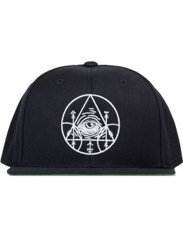 Black Scale Doom Of Malentay Snapback Cap Picture