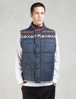 Staple Blue Beacon Vest Picture