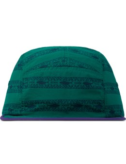 ONLY NY Dark Teal/Purple Tribal Herring 5-Panel  Cap Picture