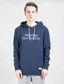 "SATURDAYS NYC ""Ditch Miller Standard"" Pullover Hoodie Picture"