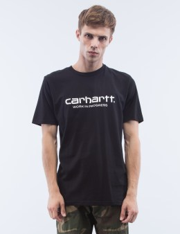 Carhartt WORK IN PROGRESS WIP Script S/S T-Shirt Picture