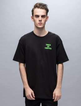 HUF Thieves S/S T-Shirt Picture