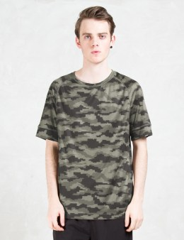 HALO Camo Tech T-Shirt Picture