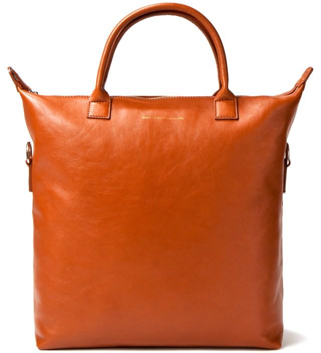 WANT Les Essentiels de la Vie O'Hare Leather Shopper Bag