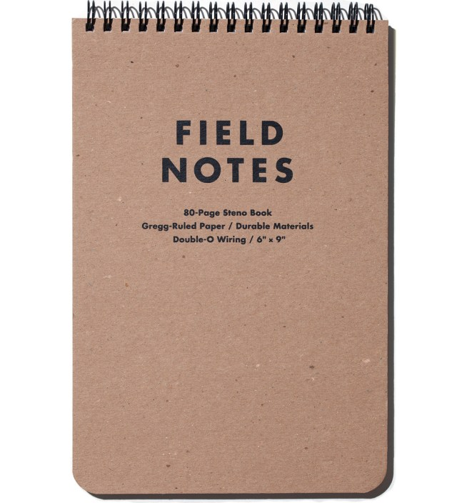 Field Notes 80-Page Steno Book