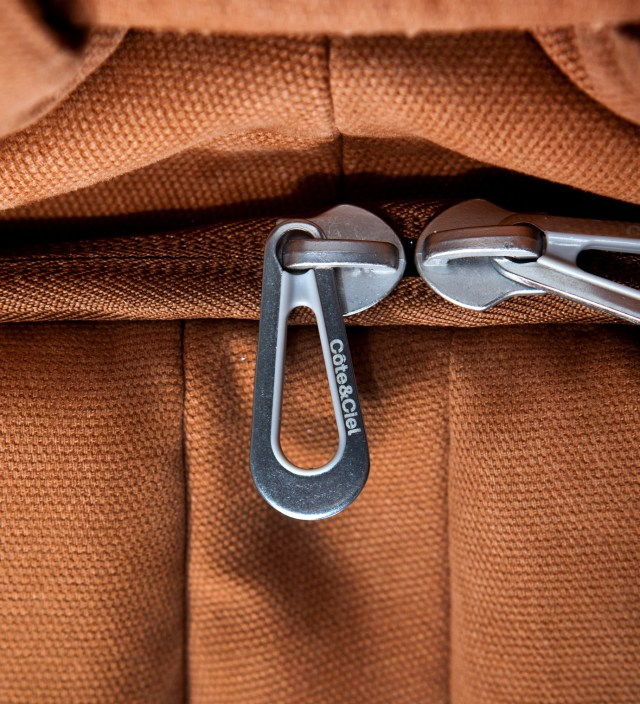 "Côte&Ciel Toffy Brown 13"" - 15"" Laptop Rucksack"