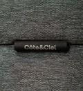 """Côte&Ciel Black Melange 13"""" - 15"""" Laptop Rucksack"""