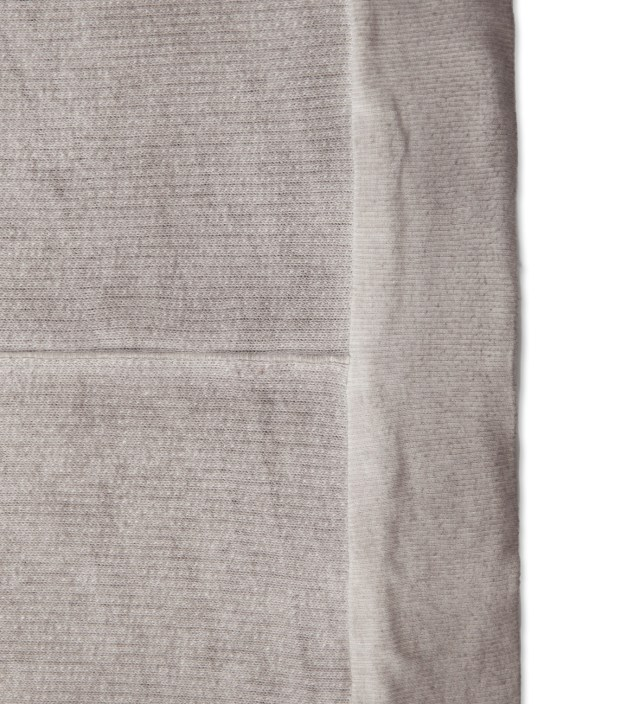 SILENT DAMIR DOMA Grey Washed Silent Torob Zip Up