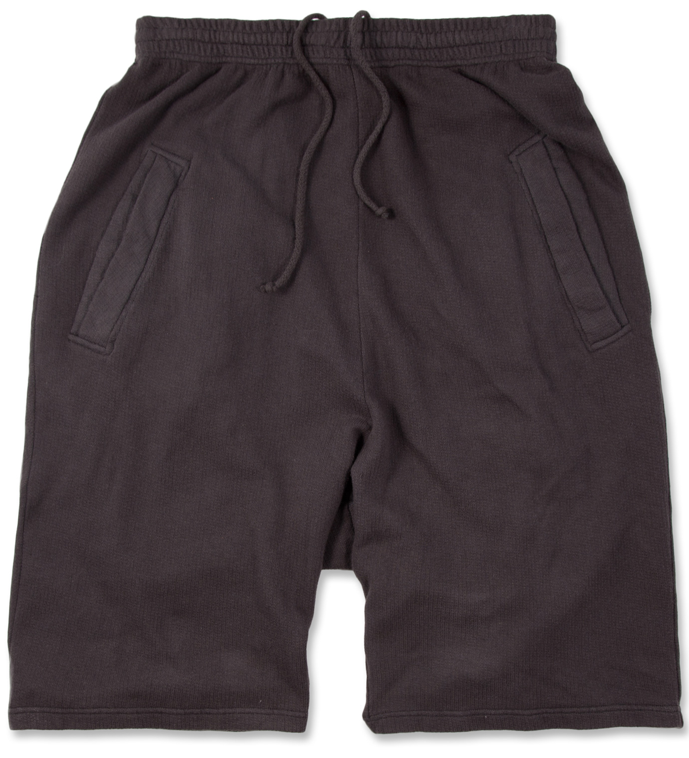SILENT DAMIR DOMA Brown Ashes Porss Heavy Jersey Shorts