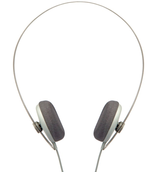 AIAIAI Grey Tracks Headphones