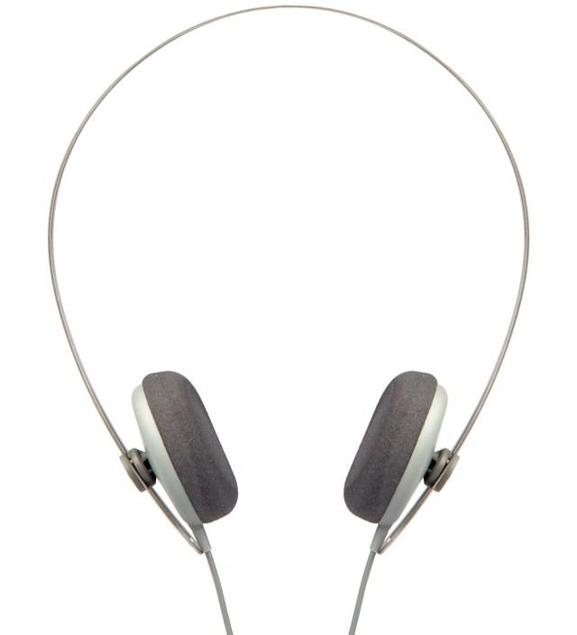 AIAIAI Grey Tracks Headphones