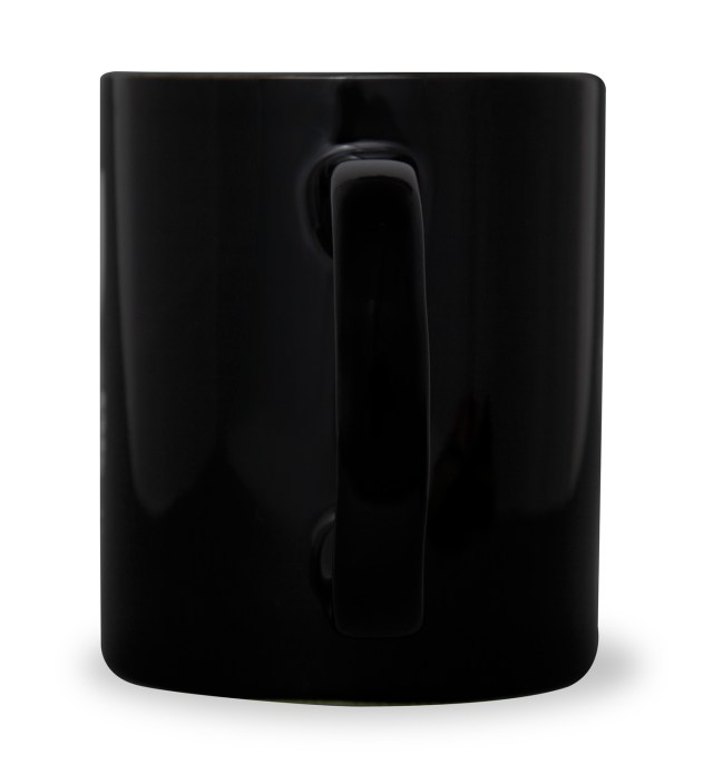 FUCT Black Death Bunny Mug