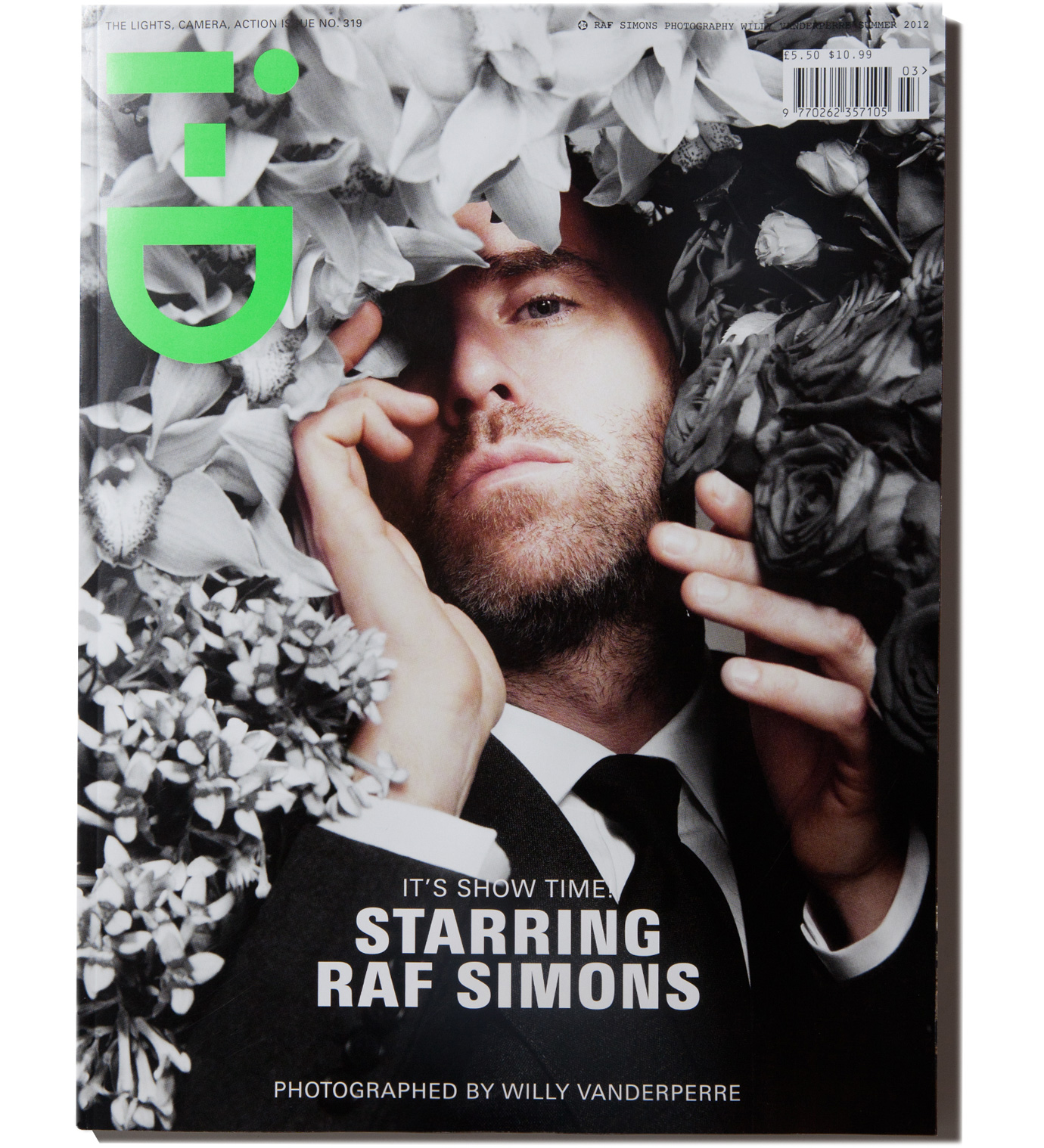 i-D Issue 319 (Summer 2012)