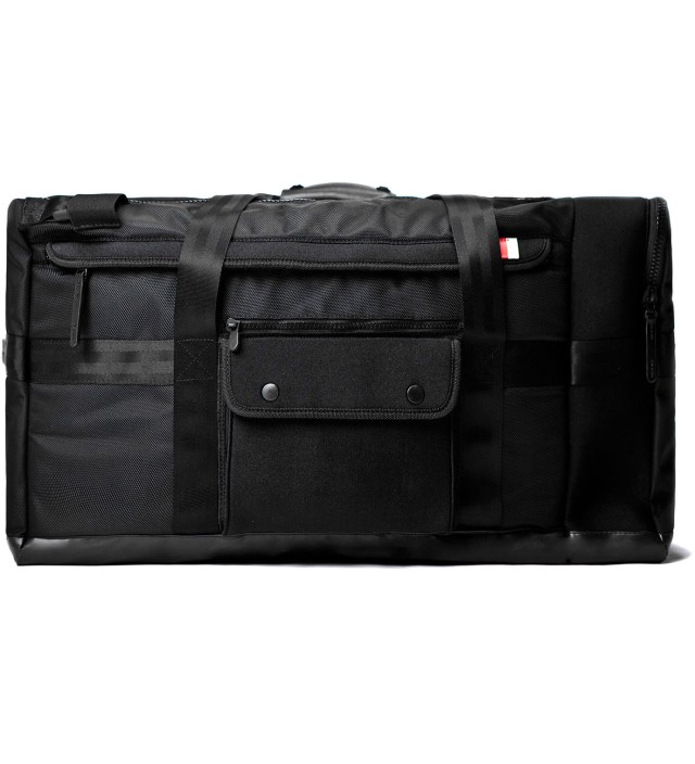 LEXDRAY Black Tahoe Duffel