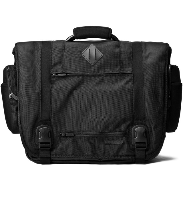 LEXDRAY Black Manhattan Messenger