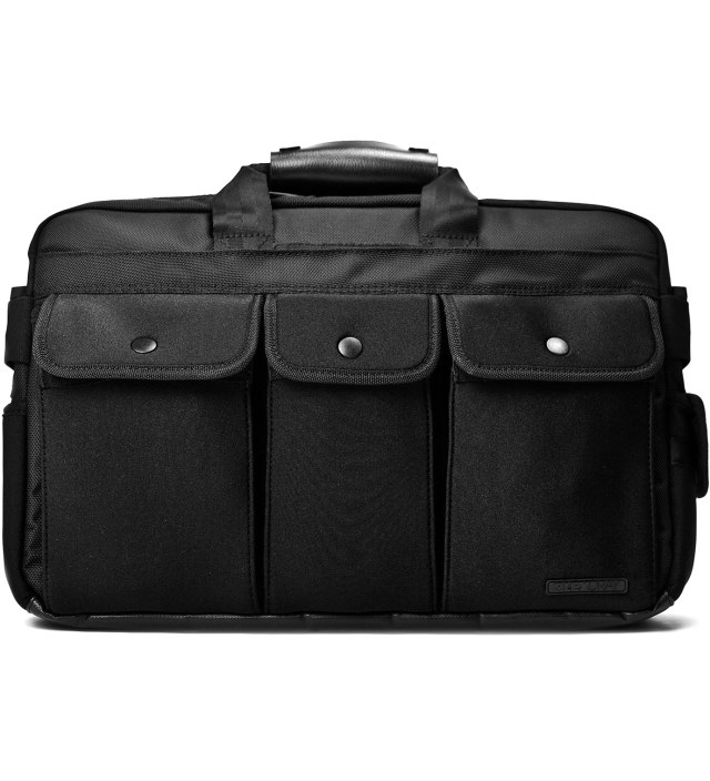 LEXDRAY Black Stockholm Brief