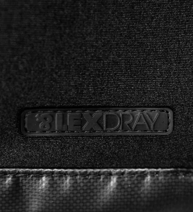 LEXDRAY Black Stockholm Brief