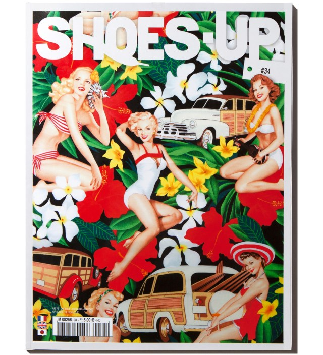 Shoes Up No. 34
