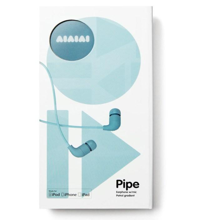 AIAIAI Petrol Pipe Earphones