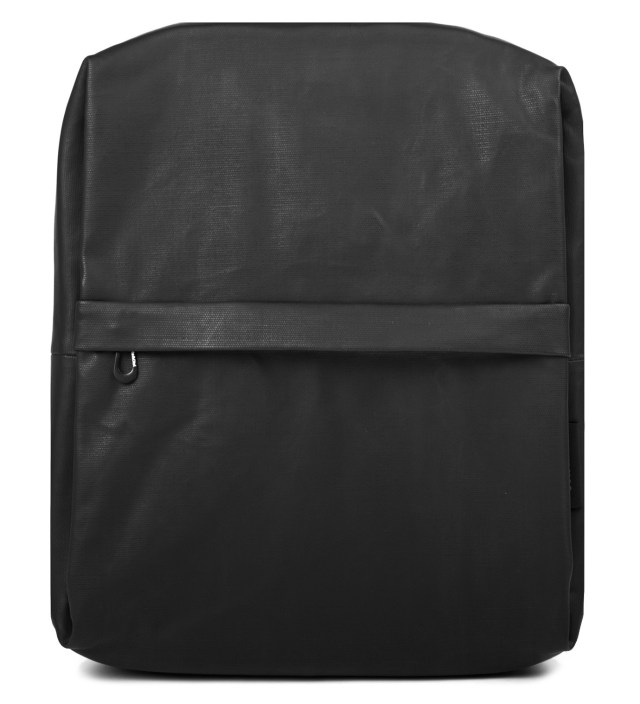 "Côte&Ciel Coated Techno Canvas 15"" Laptop Flat Backpack"