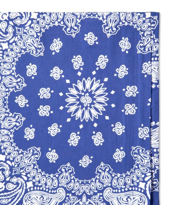 FUCT SSDD Blue/White FUCT SSDD Bandana Print Pillow