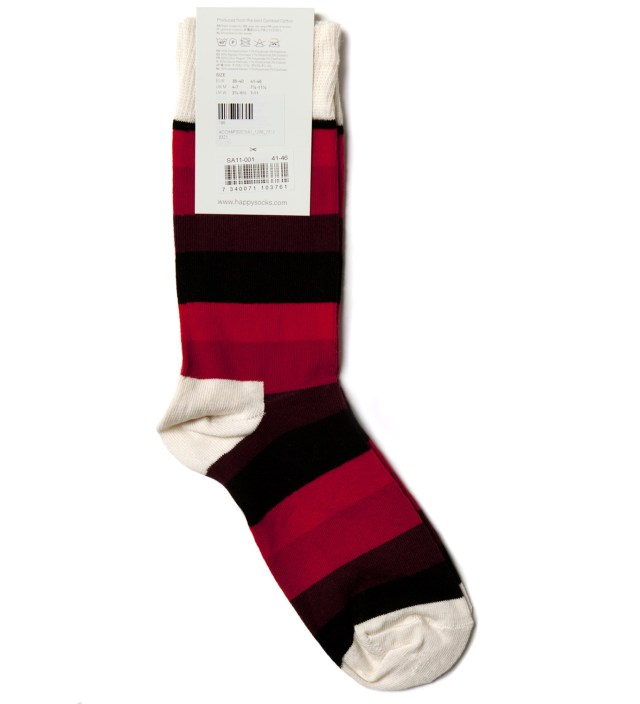 Happy Socks Chucky Stripe Socks