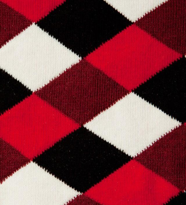 Happy Socks Square Pattern Socks