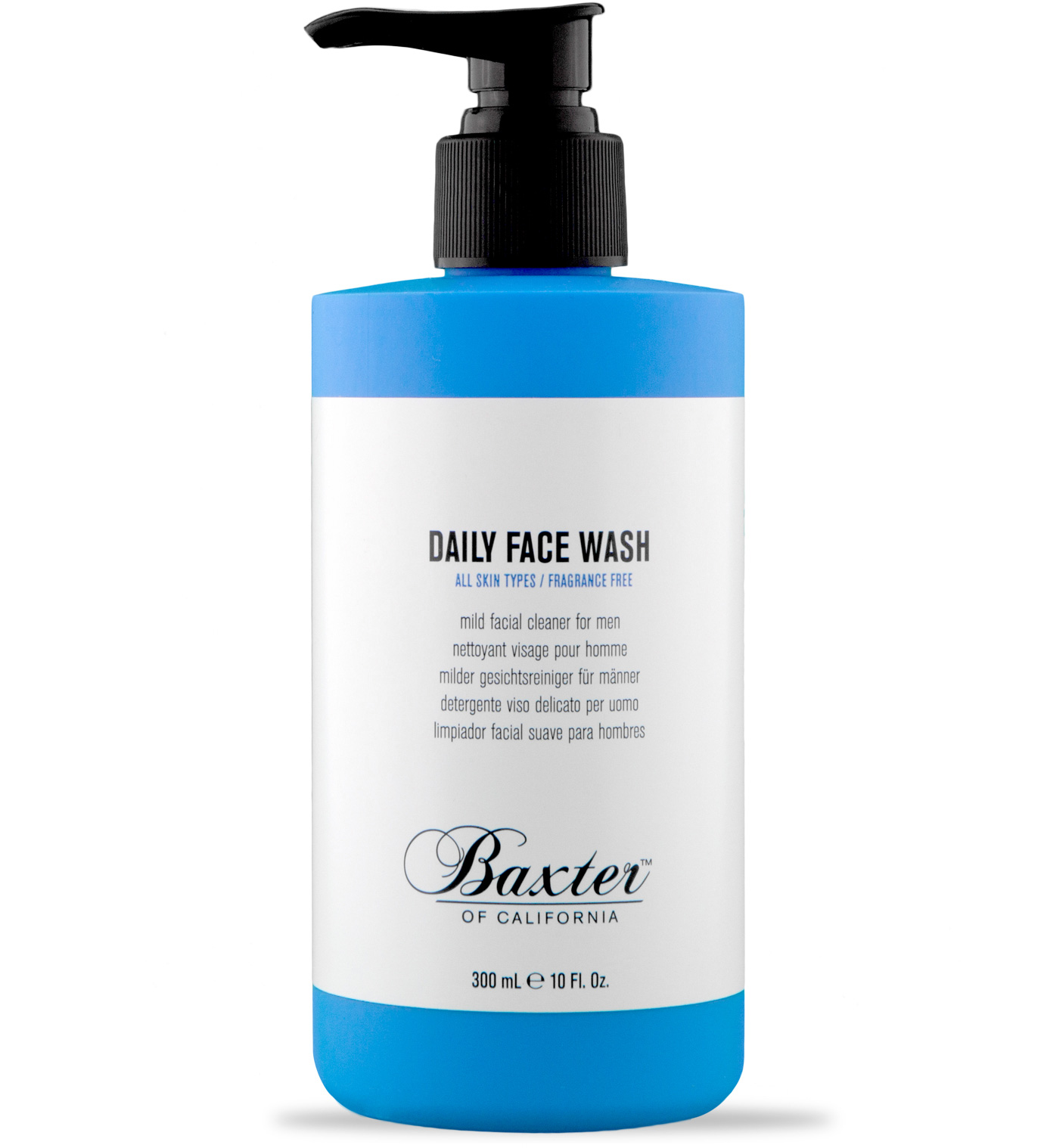 Baxter of California Daily Face Wash