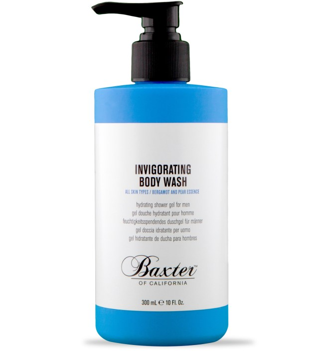 Baxter of California Bergamot and Pear Invigorating Body Wash