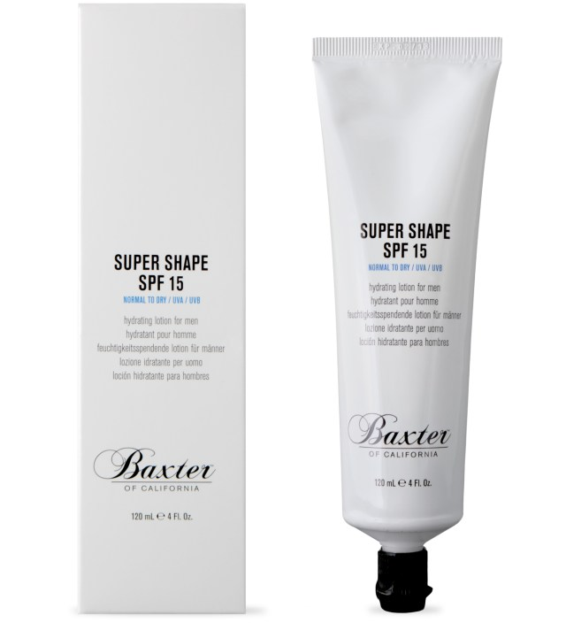 Baxter of California Super Shape SPF 15