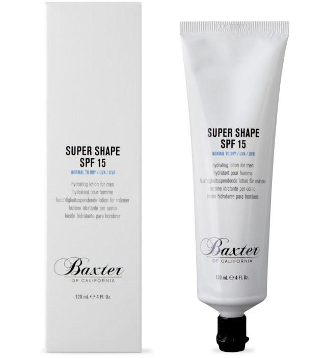 Baxter of California Super Shape SPF 15