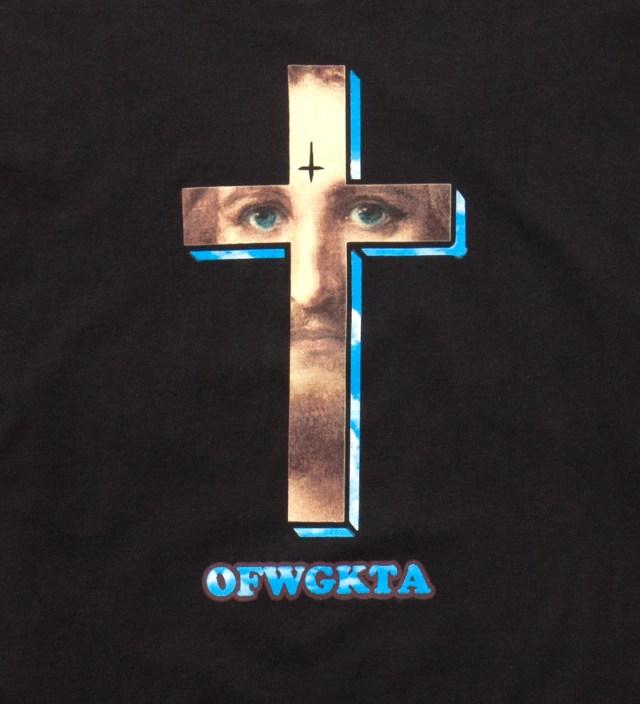 Odd Future Black Cross T-Shirt