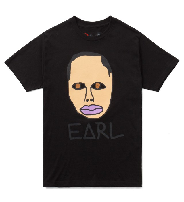 Odd Future Black Free Earl T-Shirt