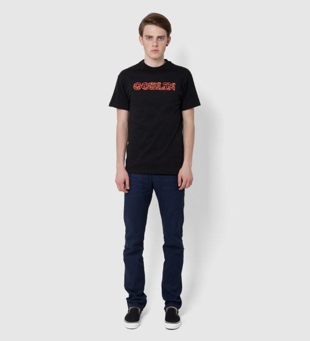 Odd Future Black Goblin Leopard T-Shirt