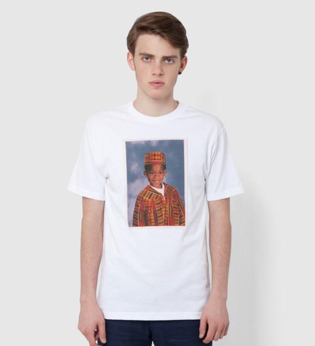 Odd Future White Hodgy Dashiki T-Shirt