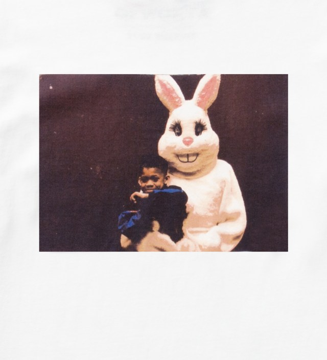 Odd Future White Hodgy Rabbit T-Shirt