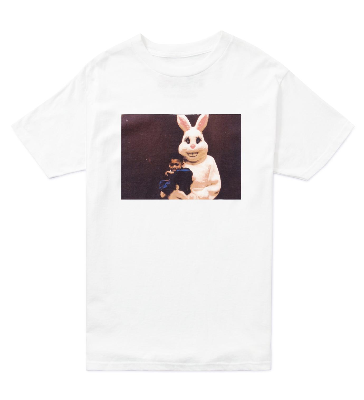 Odd Future White Hodgy Rabbit T-Shirt