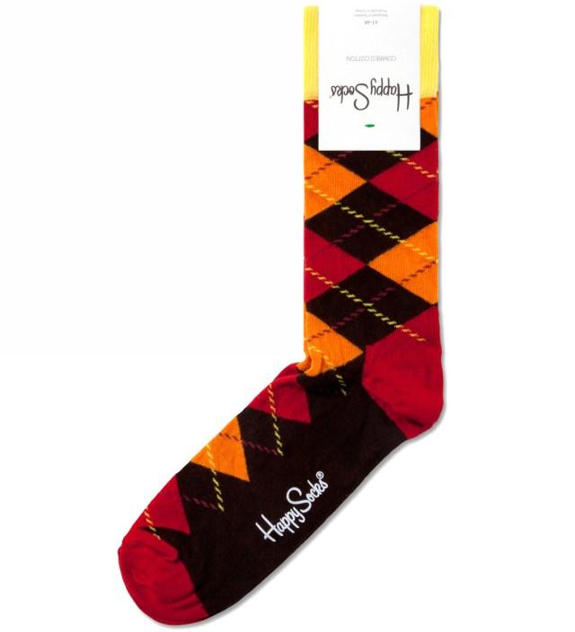 Happy Socks Argyle 01 Socks