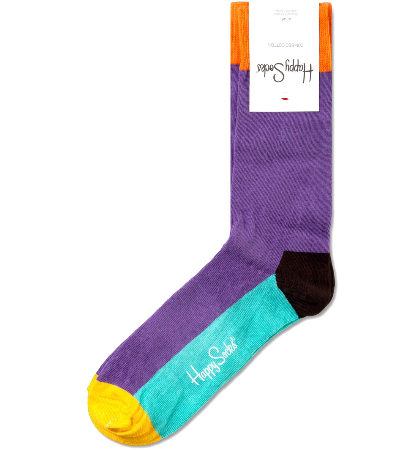Happy Socks Five Color 02 Socks