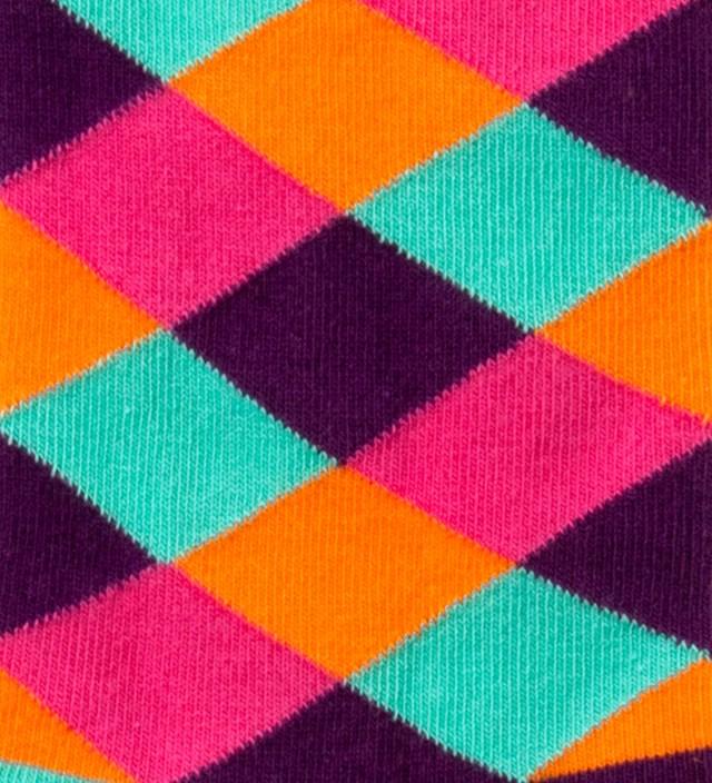 Happy Socks Square 01 Socks