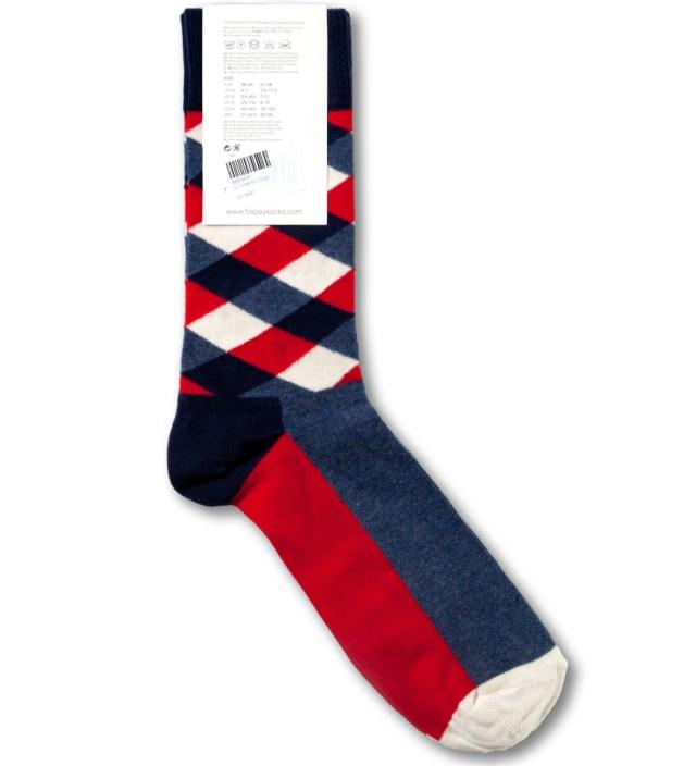 Happy Socks Square 04 Socks