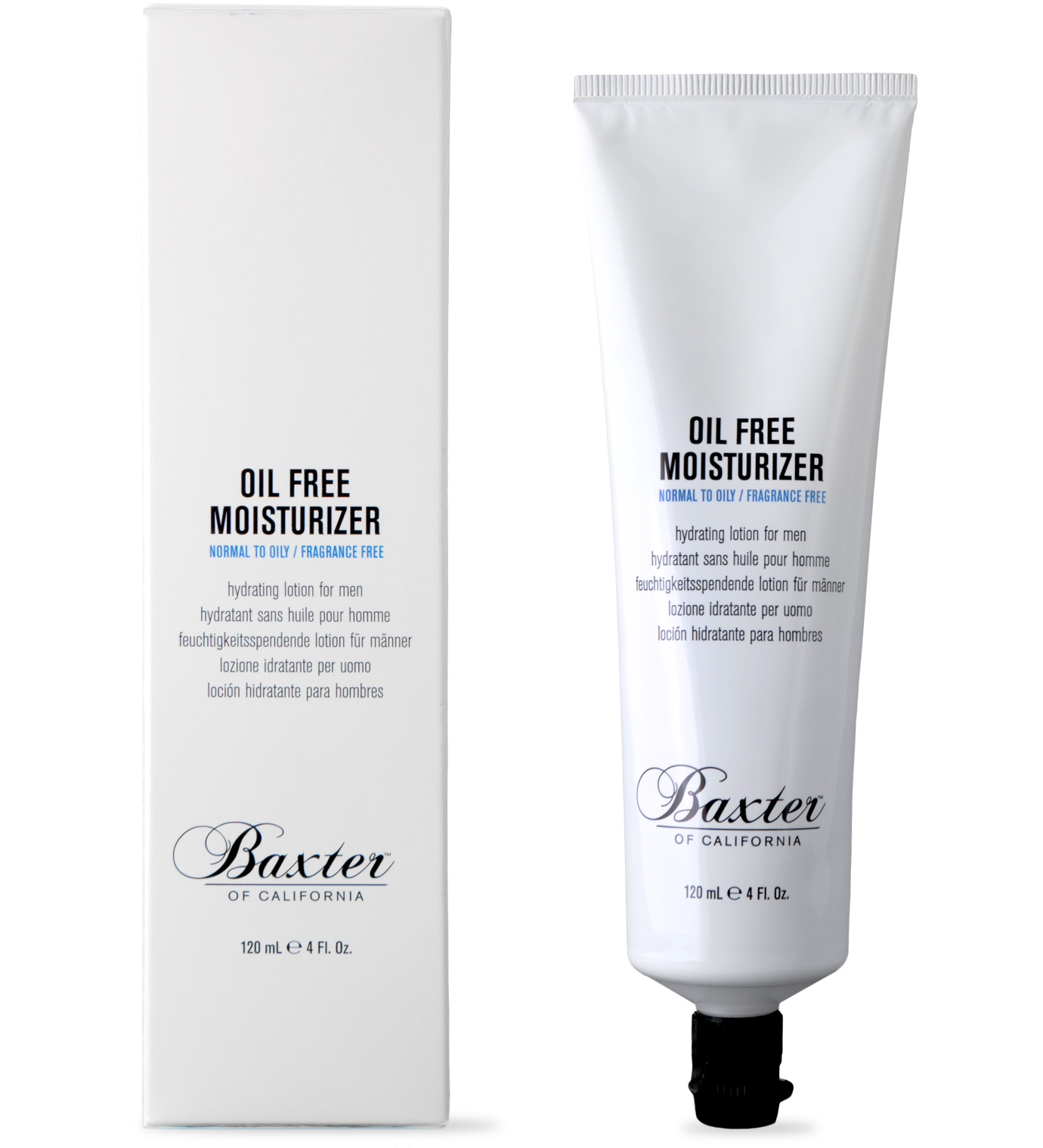 Baxter of California Oil Free Moisturizer