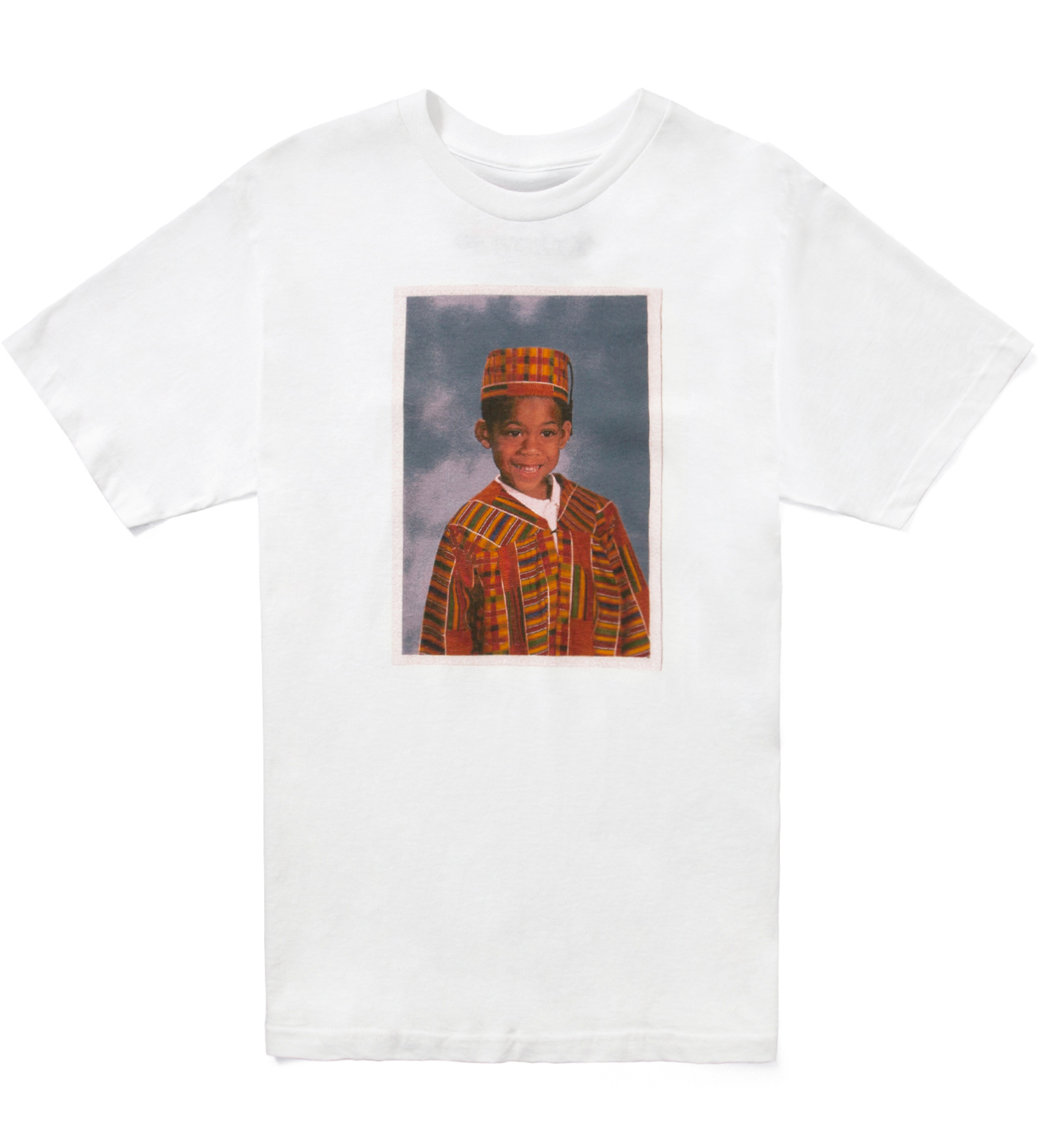 Odd Future White Hodgy Dashiki T-Shirt
